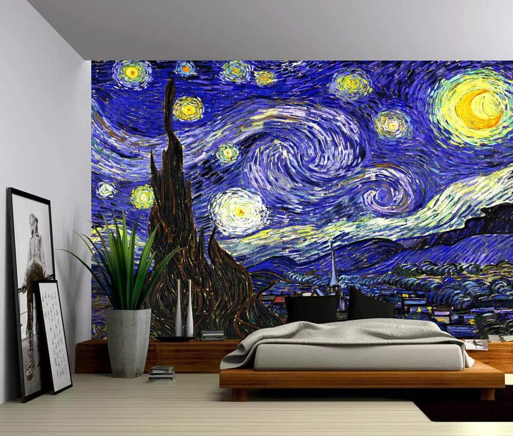Vincent Van Gogh, Self-adhesive Vinyl